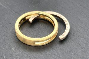 Trauring - Claudia Schüller Design